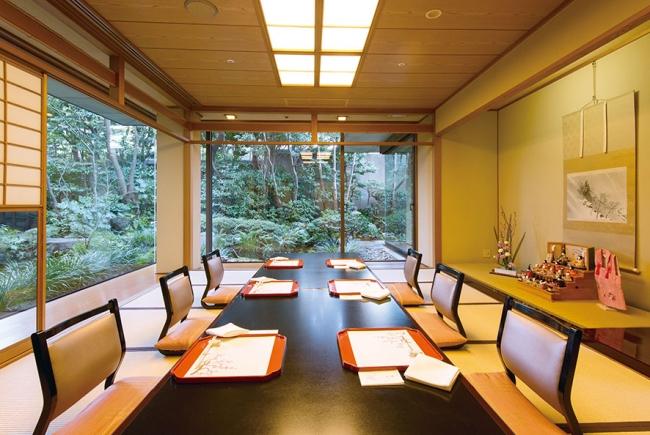 「源氏香」個室