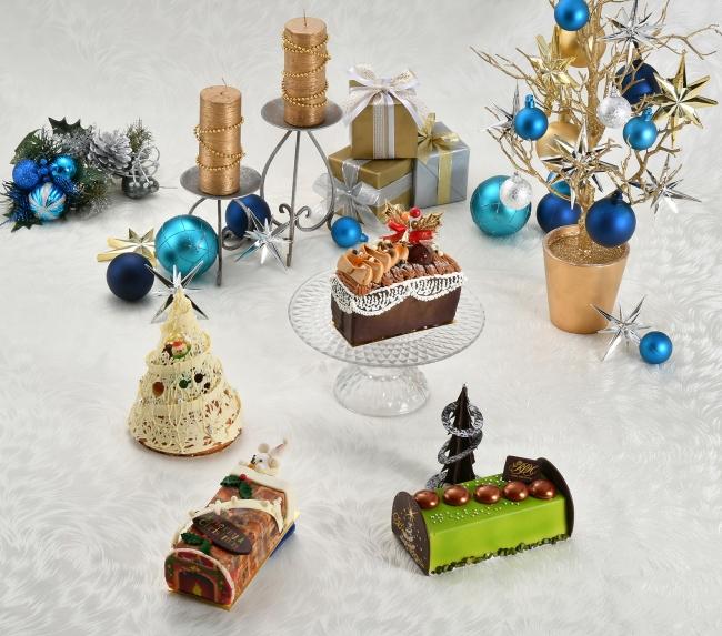 2018年新作クリスマスケーキ
