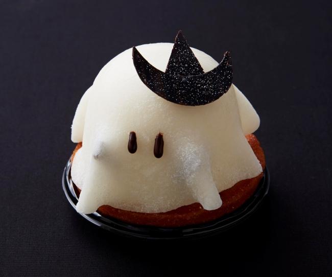 お化けのチーズケーキ
