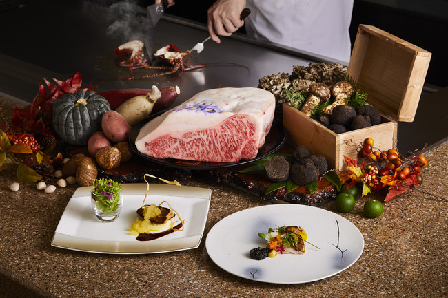 すみだ「秋穫祭 神戸ビーフと豪華食材の饗宴」