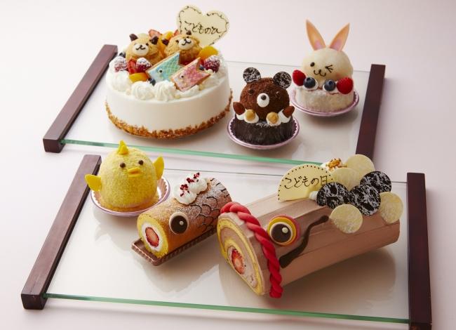こどもの日ケーキ全6種