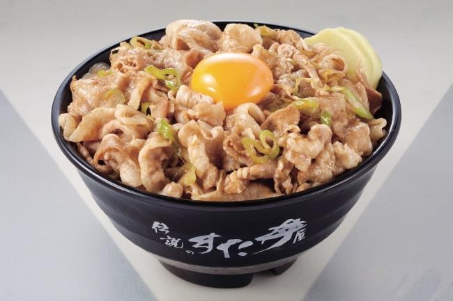 【不動の人気No.1】すた丼 630円(税込)
