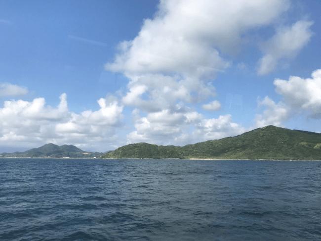 長崎県壱岐島