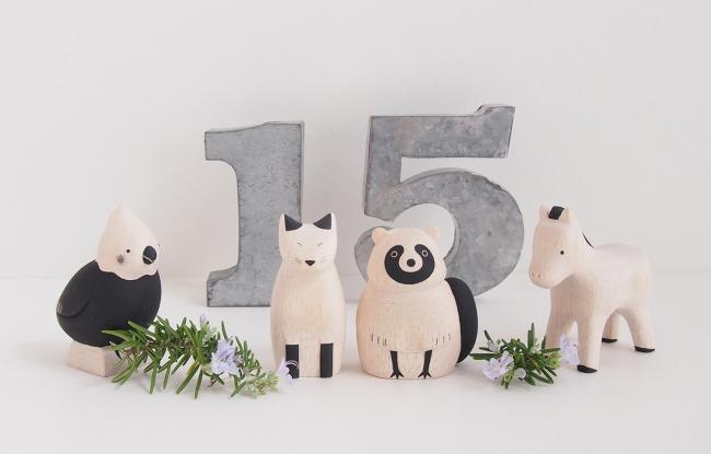 ぽれぽれ動物は今年で誕生15周年
