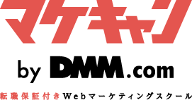 マケキャンbyDMM.comロゴ