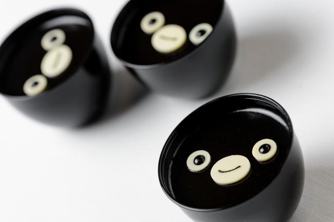 Suicaのペンギンプリン 税込 900円(2個入り) ©C.S/JR東日本/