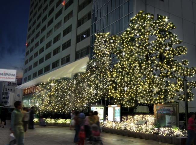 新宿サザンテラス ※画像はイメージです。