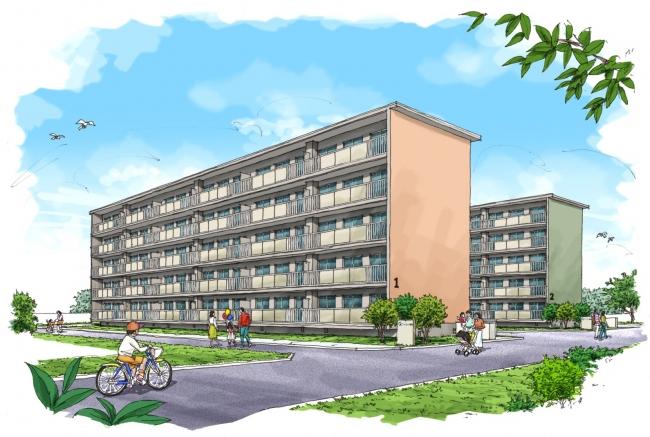 武蔵境でJR東日本の旧社宅をリノベーションし「子育てファミリーにうれしい」賃貸住宅の入居を開始します。~「提案型賃貸住宅」の提供により沿線のくらしづくり(まちづくり)を推進します~