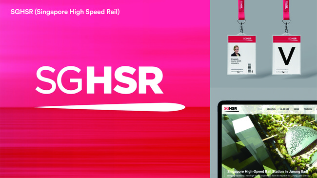 【Xinying代表作品1.】Singapore High Speed Rail