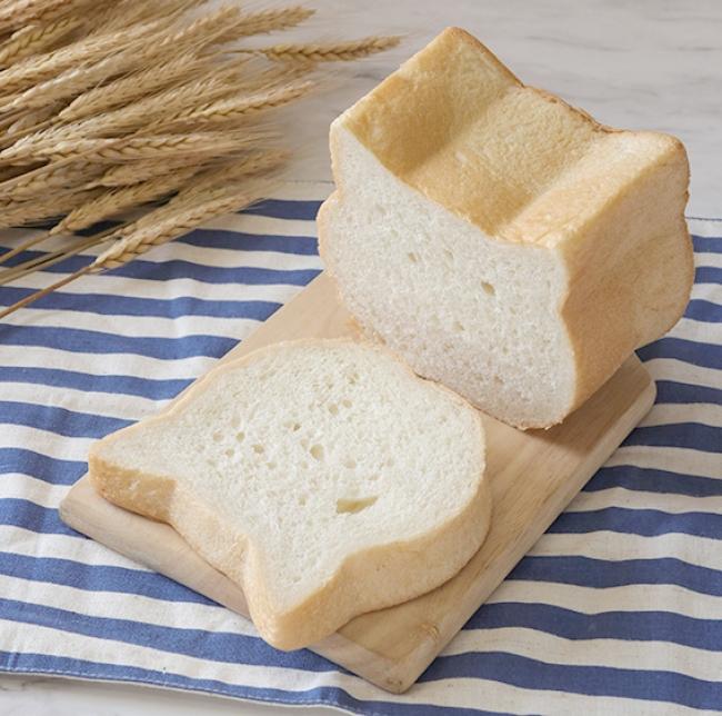 ねこ型食パン