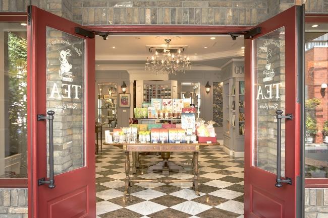 カレルチャペック紅茶店のコンセプトショップ 吉祥寺本店 KAREL TEA LIBRARY