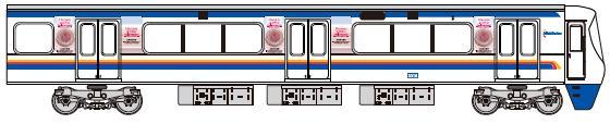 西鉄電車イメージ