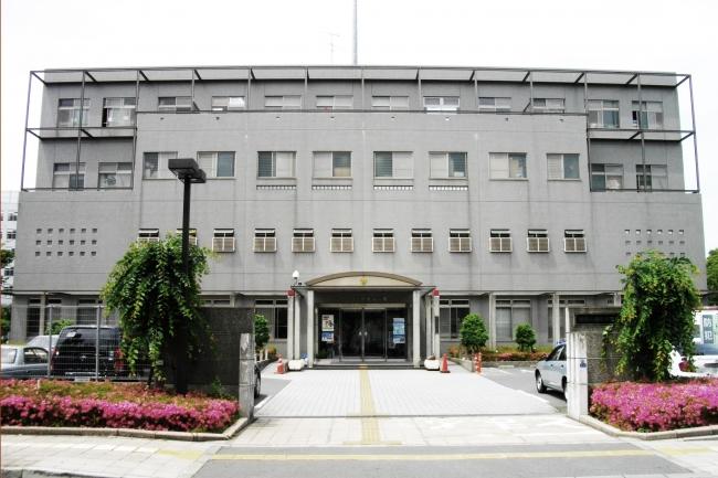 神奈川県平塚警察署