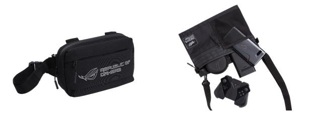 ROG Ranger BC1001 Waist Pack ・ROG Ranger BC1002 Crossbody Bag