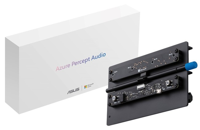 Azure Percept Audio