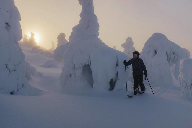 ▲ Pyha, Photographer Olli Oilinki/Visit Finland
