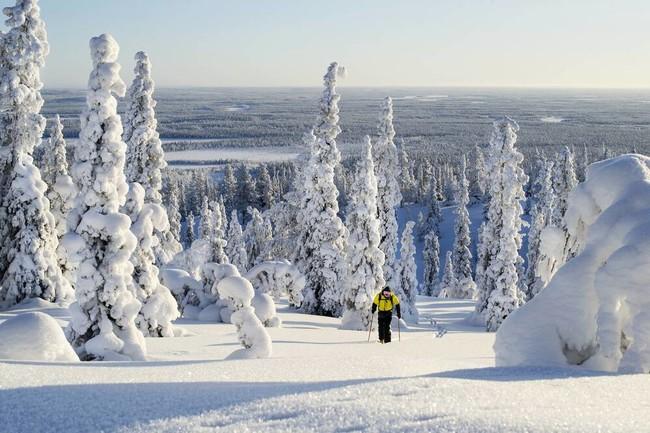 ▲ Yllas ski resort, Photographer Juha Laine/Visit Finland