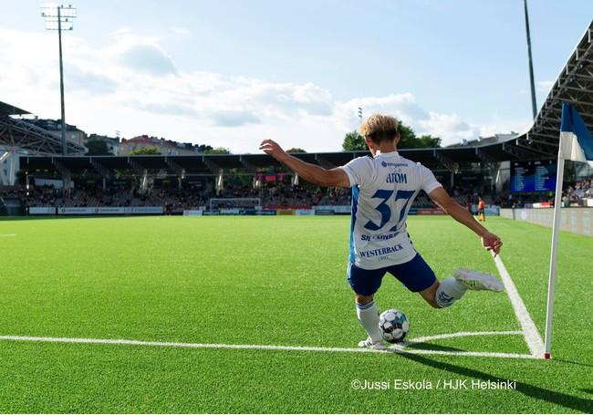 (C) Jussi Eskola/HJK Helsinki