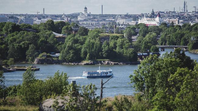Julia Kivela & Visit Finland