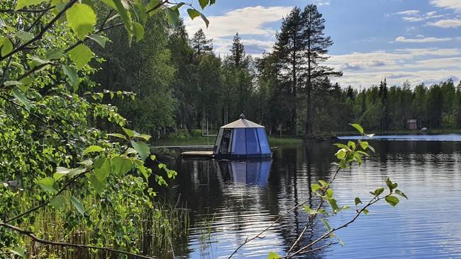 Riku Niemi & Visit Finland