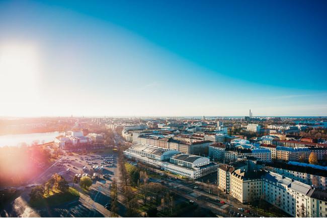 Jussi Hellsten and Visit Finland