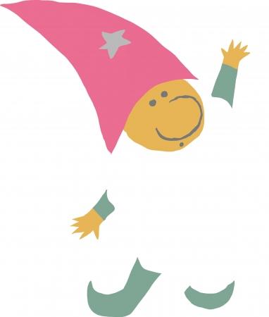 """サンタクロースのお手伝いをする北欧の妖精・""""トントゥ""""も登場"""