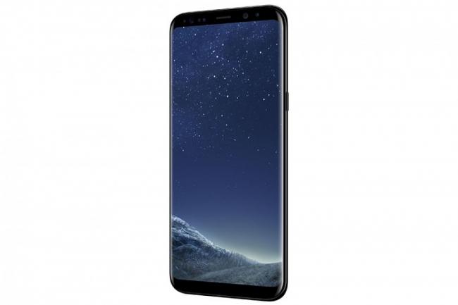 Galaxy S8Plus ブラック