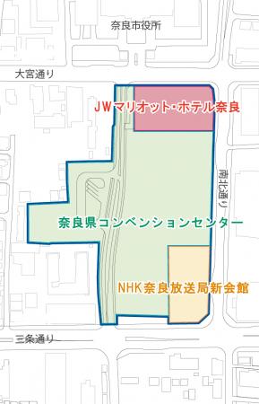 敷地内配置図
