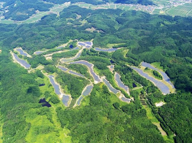 森トラスト・エネルギーパーク泉崎