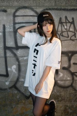 """【字面の主張が世界一薄い】鬱P率いるバンド""""おはようございます""""×ヴィレヴァンの限定Tシャツがシュールかわいい。"""