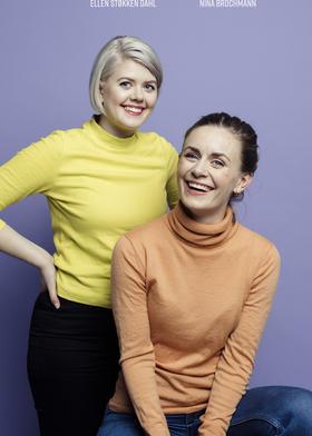 著者である二人の女性医師(写真:Anne Valeur)