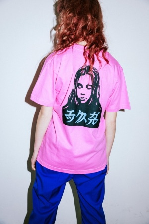 X-girl × 論理01