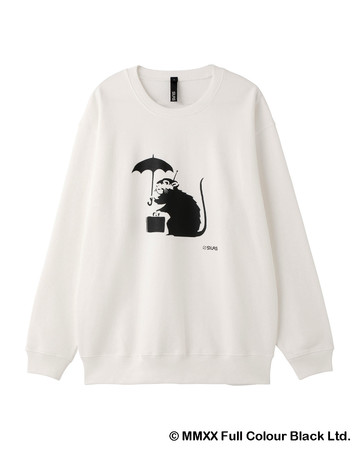 BRANDALISED x SILAS MINI UMBRELLA RAT SWEAT  ¥7,000+ 税