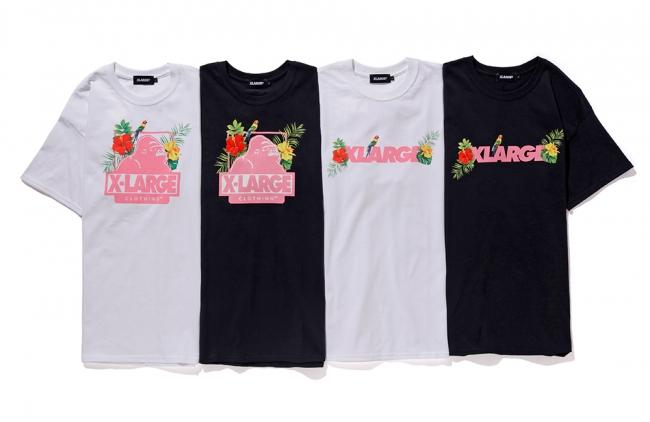 XLARGE NAHA限定Tシャツ ¥5,000+tax