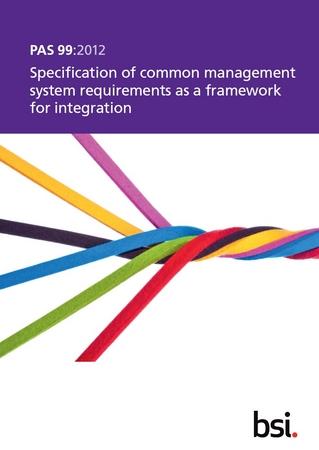 BSI(英国規格協会)、統合マネジメントシステム規格PAS99の最新版を発行