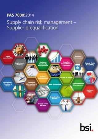 BSI(英国規格協会)、サプライチェーンリスクマネジメントの国際規格 ...