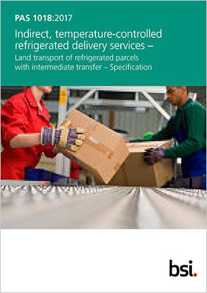 BSIグループジャパン(英国規格協会)、小口保冷配送サービスに関する ...