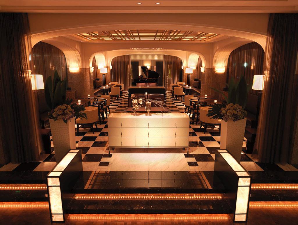 De Haute Qualite クラブレストラン 「センチュリーコート丸の内」 内 バーラウンジ「バー・マーブル」 『マーブルセット』|株式会社WDI JAPANのプレスリリース
