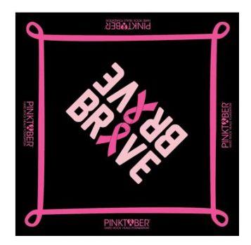 Pinktober Brave Bandana