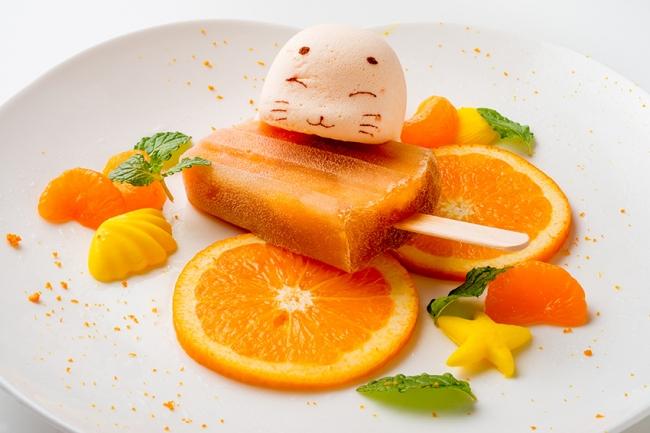 ゴマちゃんonアイスキャンディー(当たり棒なし)
