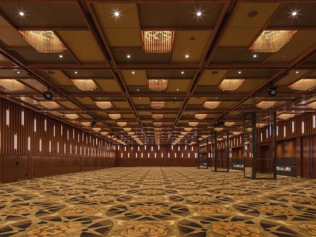 3階 大宴会場「横浜ベイタワーホール」