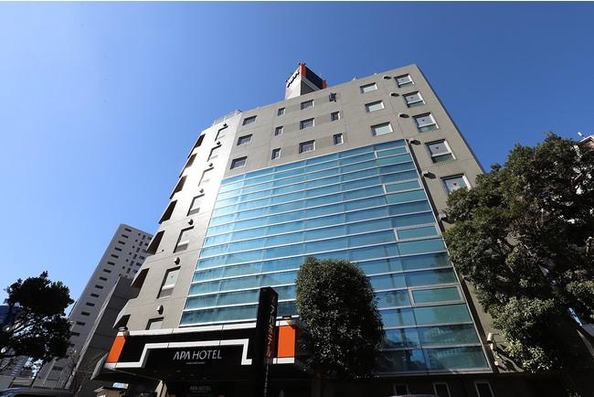 アパホテル〈千葉中央駅前〉外観画像1.