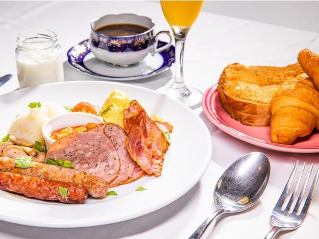 アパホテル〈近鉄奈良駅前〉1階レストラン「天迦久珈琲」朝食イメージ