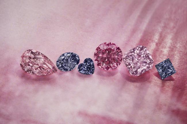 2020年アーガイル・ピンクダイヤモンド・テンダー ヒーロー(主役級)ダイヤモンド
