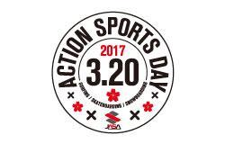 アクションスポーツの日ロゴ