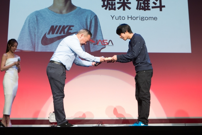 SKATER of the YEAR(MAN)堀米雄斗