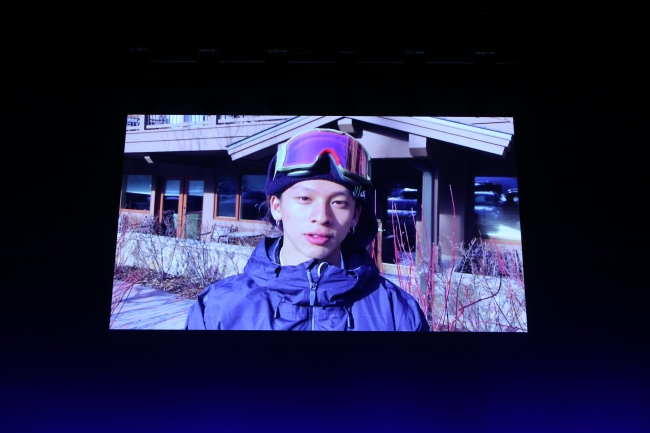 SNOWBOARDER of the YEAR(MAN) 平野 歩夢
