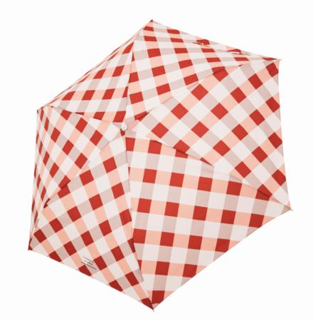 折り畳み傘 バイアスチェック