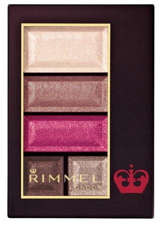 ロフト限定色 リンメル スウィートショコラアイズ106ラズベリーボンボンショコラ