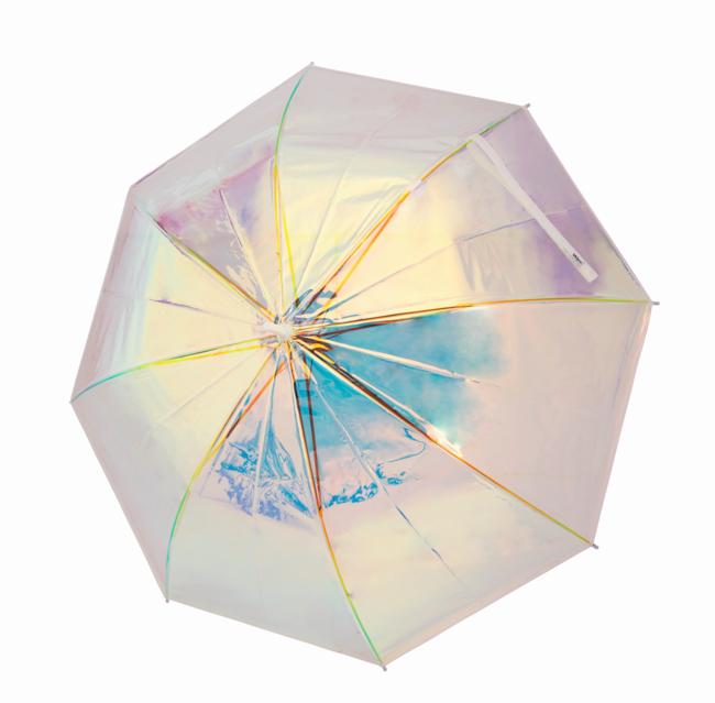 長傘 オーロラビニール傘